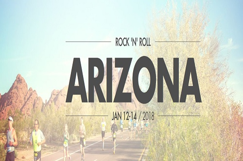 Rock 'n' Roll Arizona Marathon & Half Marathon 2018 - Race Connections