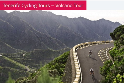 Tenerife Cycling Tours - Volcano Tour - Race Connections