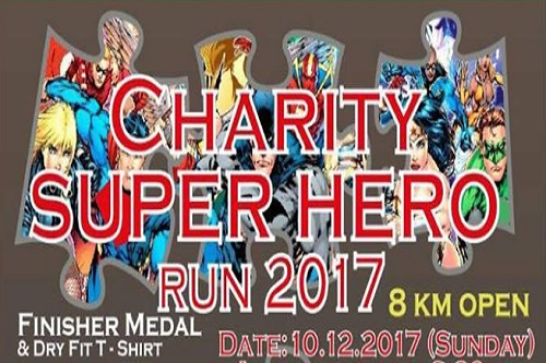 Charity Super Hero Run 2017 - Race Connections