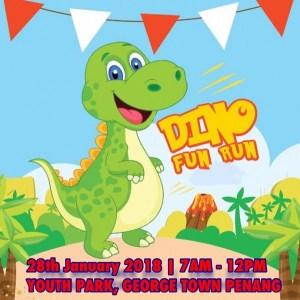 Dino Fun Run Penang 2018 - Race Connections