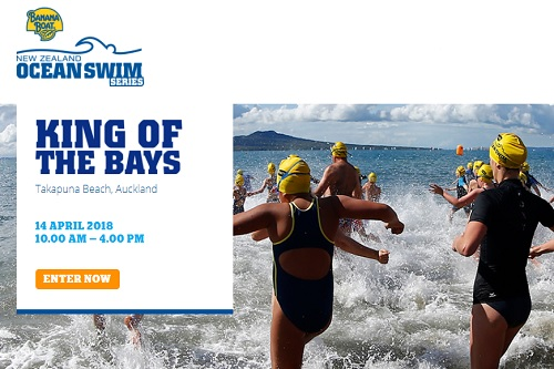 King of the Bays Open Water Swim 2018 - Race Connections