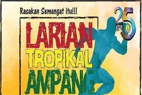 Larian Tropikal Ampang, Bukit Saga 2018 - Race Connections