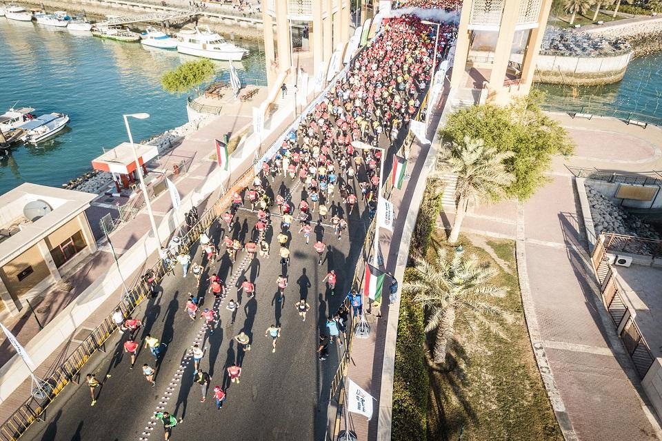 Gulf Bank 642 Marathon - Kuwait Marathon Events - Race Connections