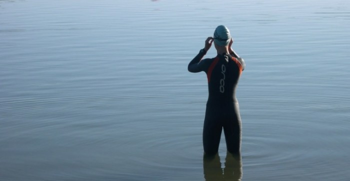 How to Warm Up Right for an Open Water Race - Race Connections