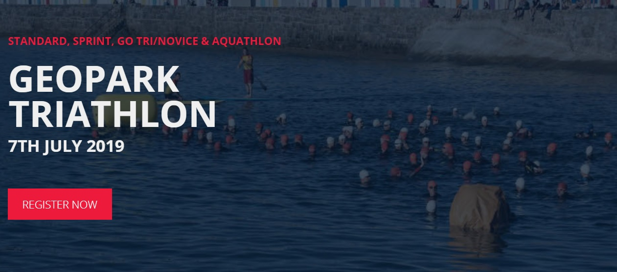 Geopark Triathlon 2019 - Race Connections