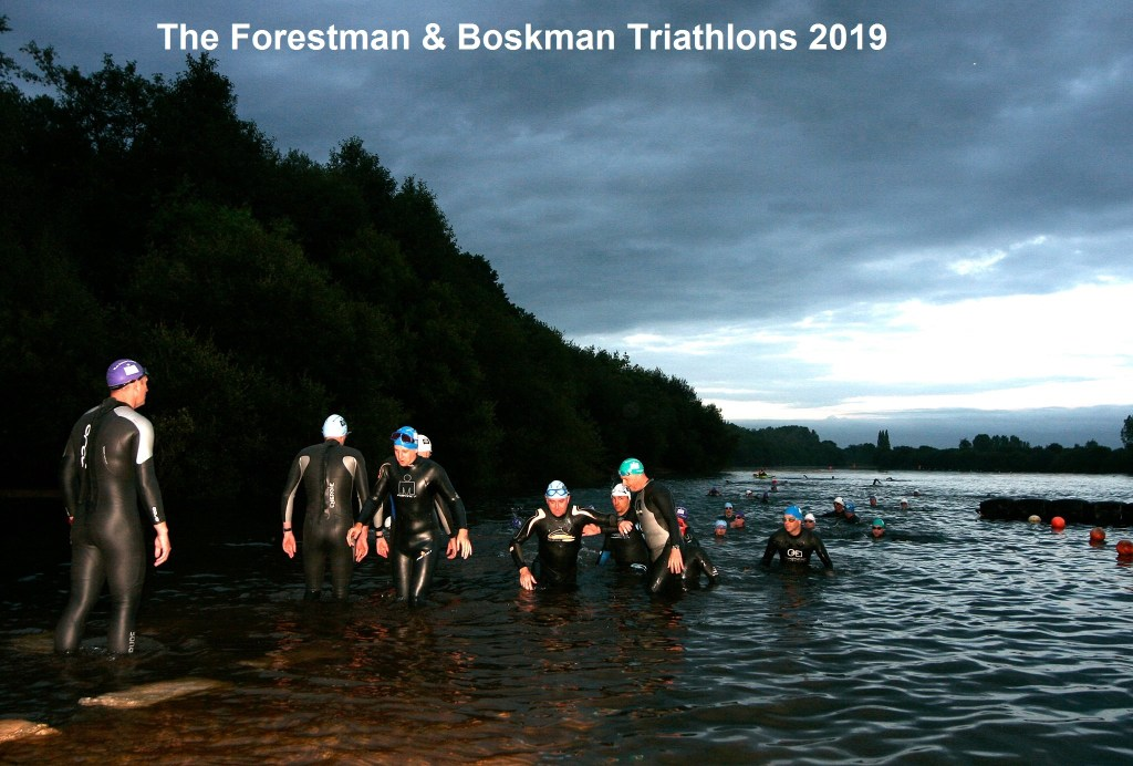 The Forestman & Boskman Triathlons 2019 - Race Connections