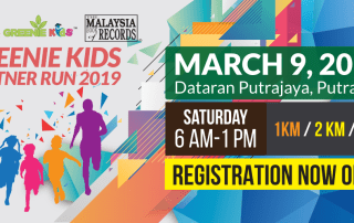 Greenie Kids Partner Run 2019 - Race Connections