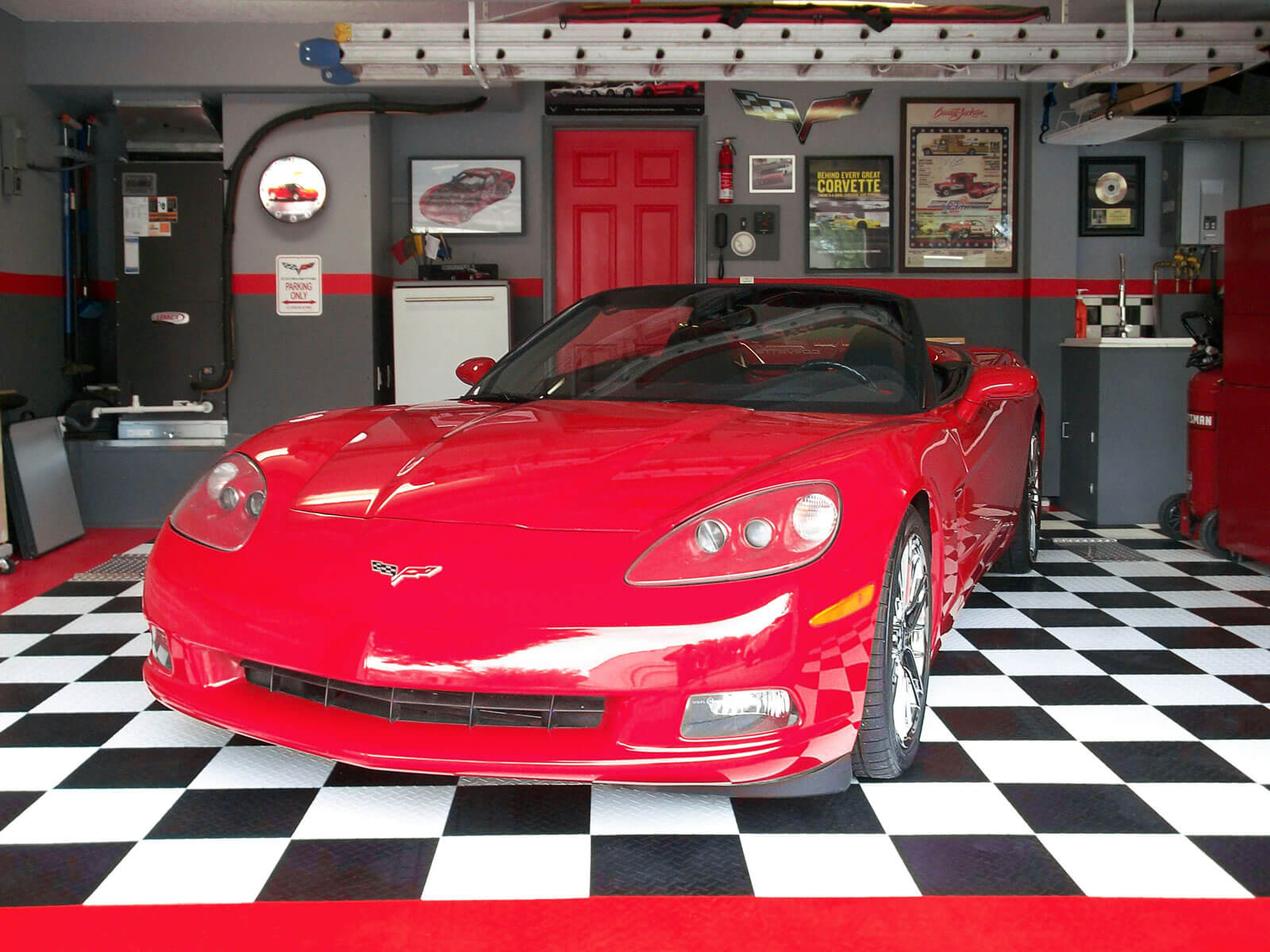 Garage Gallery  RaceDeck