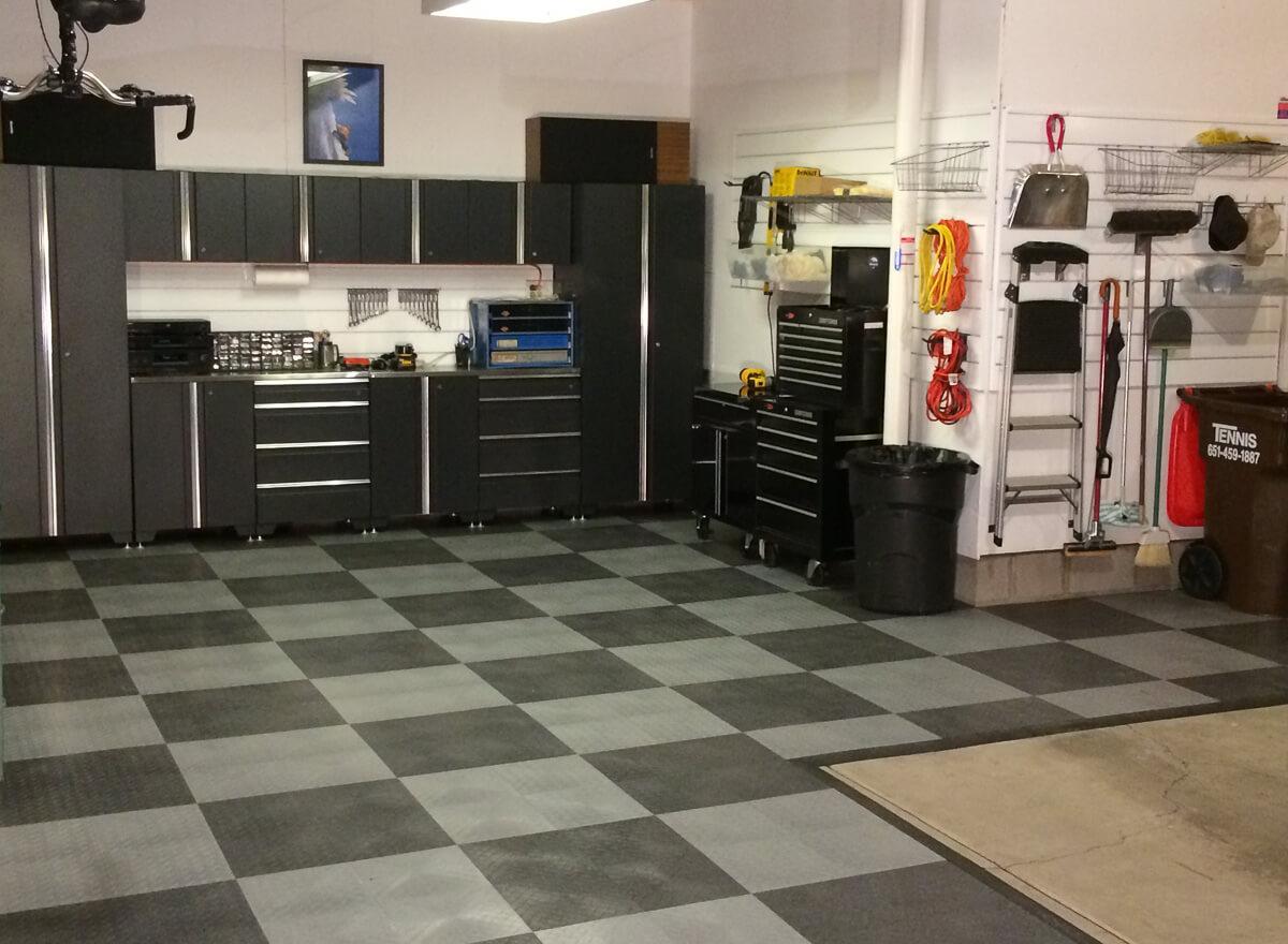 Tiles For Garage Floor Shining Home Design