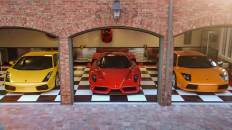 three-super-car-garage