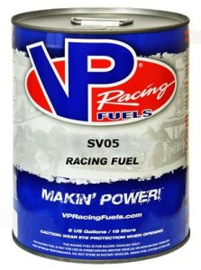 VP SV05 Unleaded Racing Fuel