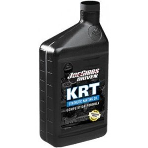 Joe Gibbs KRT Go Kart Oil