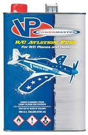 VP Powermaser Airplane Fuel