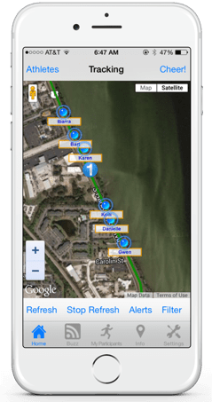 Live Phone Tracking
