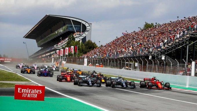 Calendario Gp.Gp Da Espanha De F 1 Segue No Calendario Para 2020 Racemotor