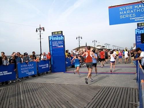 Brooklyn Half Marathon