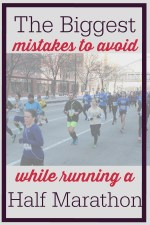 3 Mistakes To Avoid When Running a Half Marathon