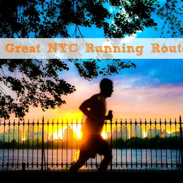 5 Great NYC Running Routes