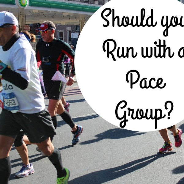 Should You Run With a Pace Group?
