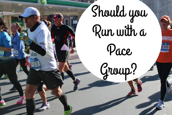 Should You Run With a Pace Group