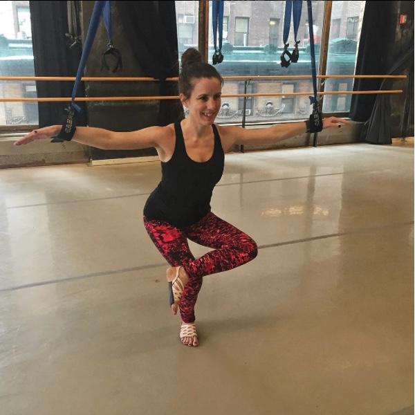 Lithe Method with New Balance Women