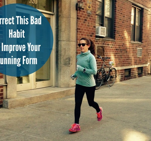 Improve Your Running Form With This Little Reminder