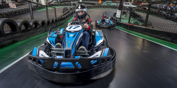 Willkommen bei Race Planet - The fastest way of entertainment!