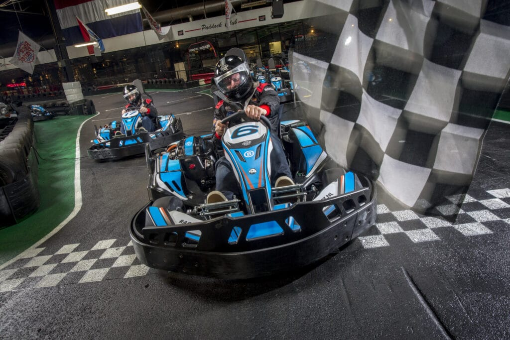 Indoor karten Zoetermeer doe je bij Race Planet Delft | Race Planet