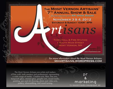 Web design, UX UI, Photography, Digital Image manipulation,Mont Vernon, New Hampshire, marketing, posters, business cards, print, Anita B. Carroll, Race-Point.com