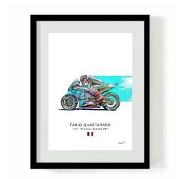 Fabio Quartararo MotoGP Art 1