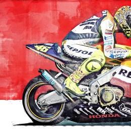Valentino Rossi Repsol Honda 2002 4