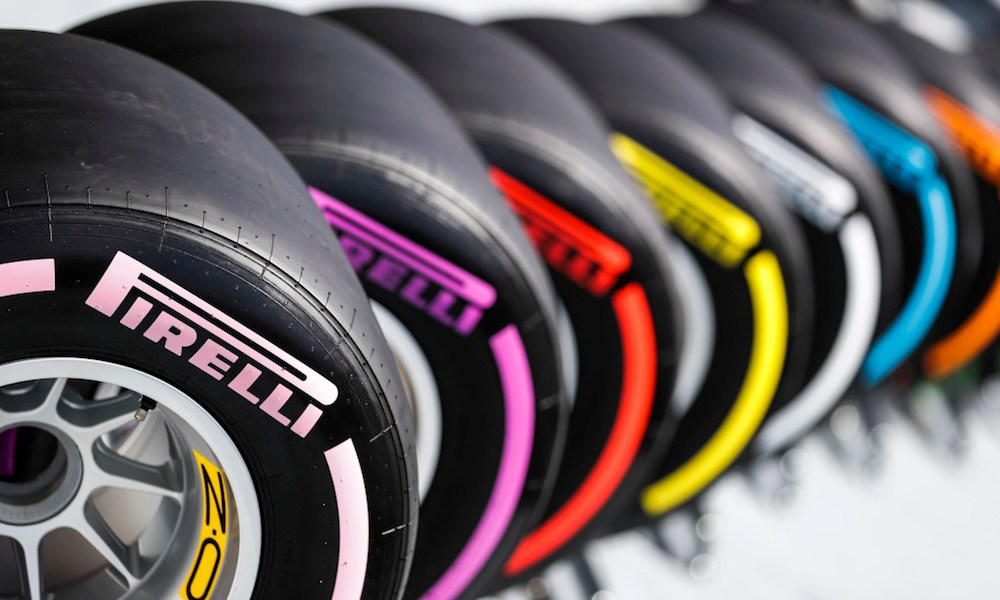 Pirelli expects tire naming change in 2019 | RACER