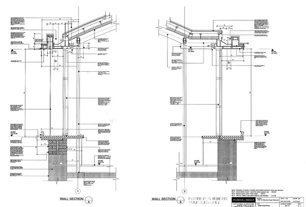 Building Construction: Building Construction Drawing