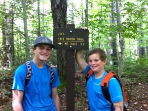 Mt Hale bottom