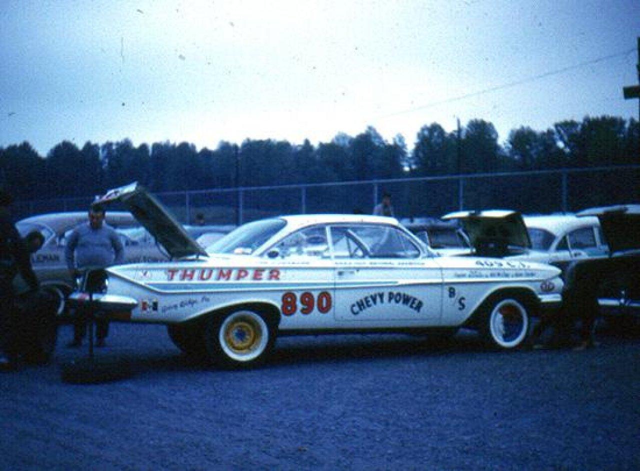 hight resolution of the thumper b stock 61 impala 409