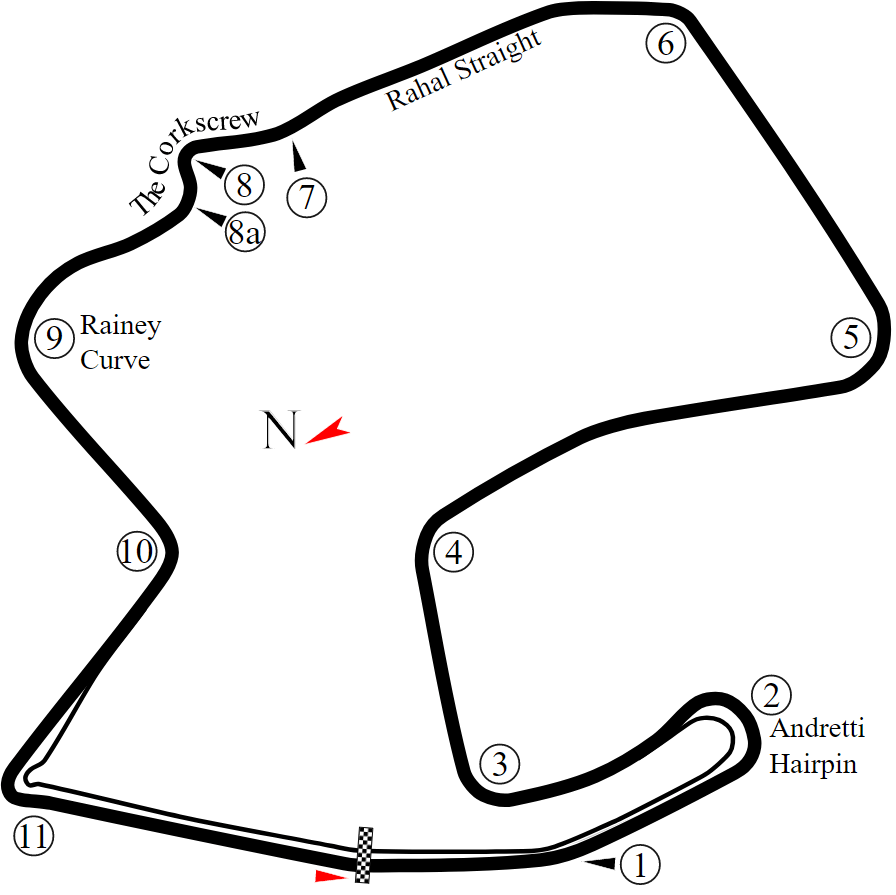 Project CARS 2 – September League Race