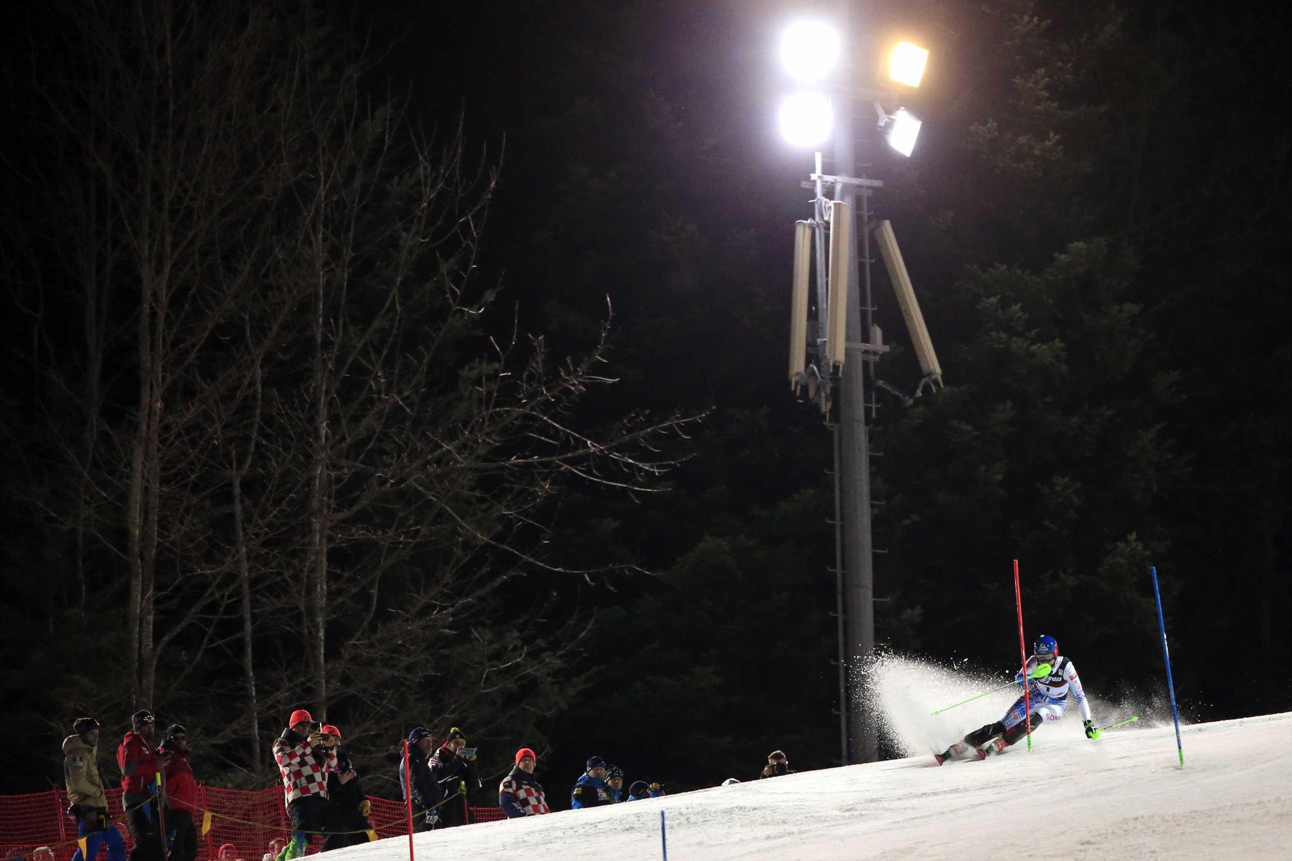 Snow Queen Trophy, domenica lo slalom femminile a Zagabria