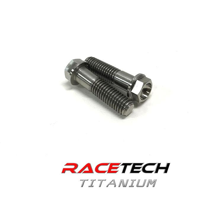 Titanium Front Brake Caliper Bolts (2015-19 KTM 125, 150
