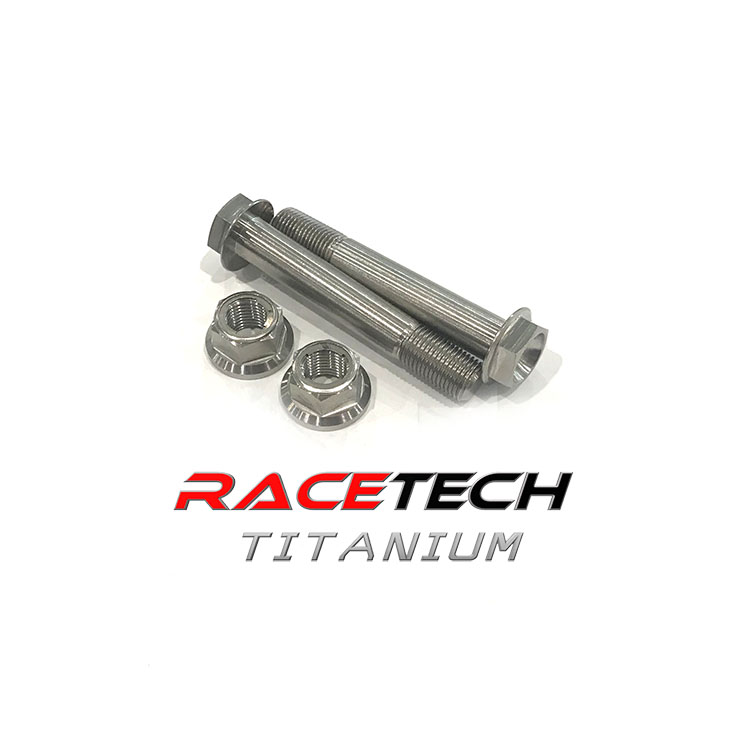 Titanium Lower A-arm (Front) Bolts & Nuts (2012-18 Arctic