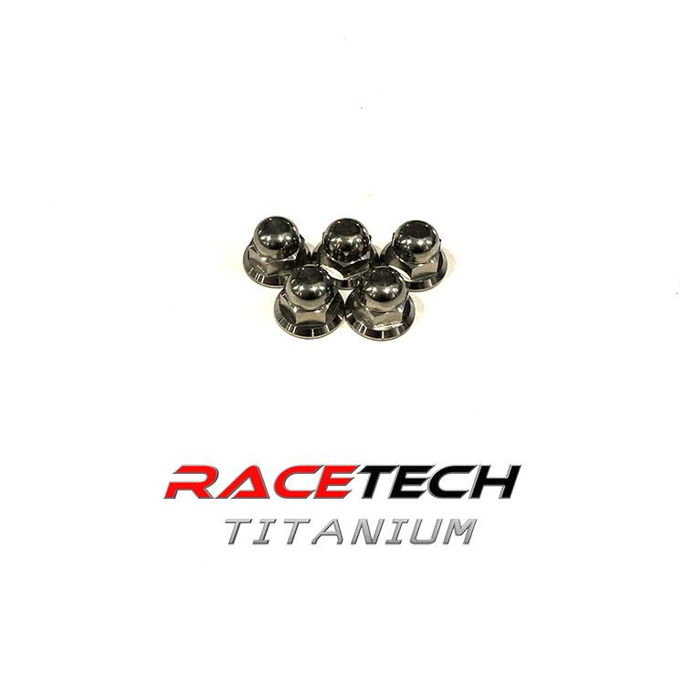 Titanium Cylinder Head Nuts (1986-2020 Yamaha YZ 125