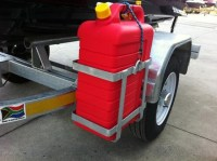 Fuel Can Holder