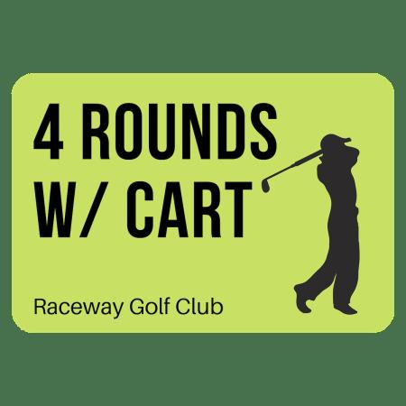 Week Day Round Card