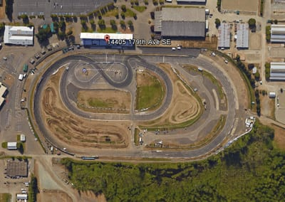 Evergreen Speedway Driving Experience | Ride Along ...