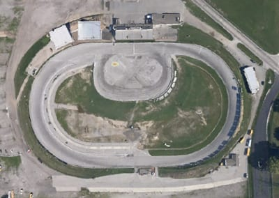 Rusty Wallace Racing Experience at Toledo Speedway, NASCAR Racing Experience, Driving School