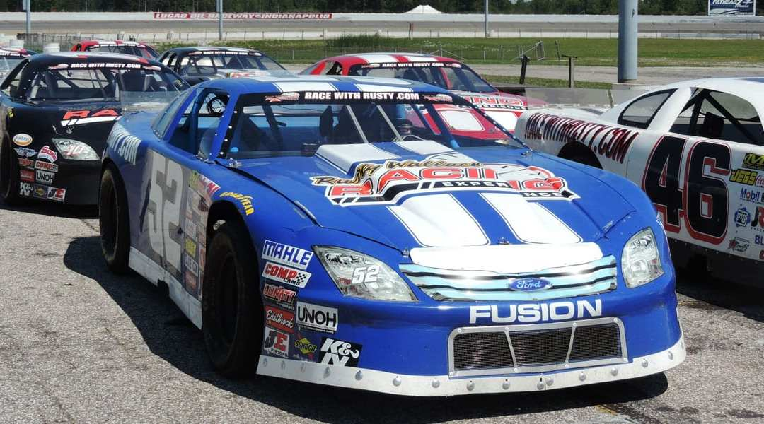 Drive a Race Car at Five Flags Speedway on March 17th – 5 Laps for $69 or 10 Laps for $99!