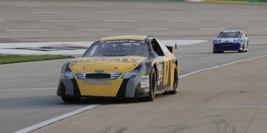 70% OFF Race Car Driving Experiences at Nashville Superspeedway September 24th and 25th