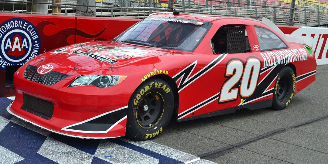Save 60% OFF Driving Experiences at New Hampshire Motor Speedway on June 3rd and 4th!