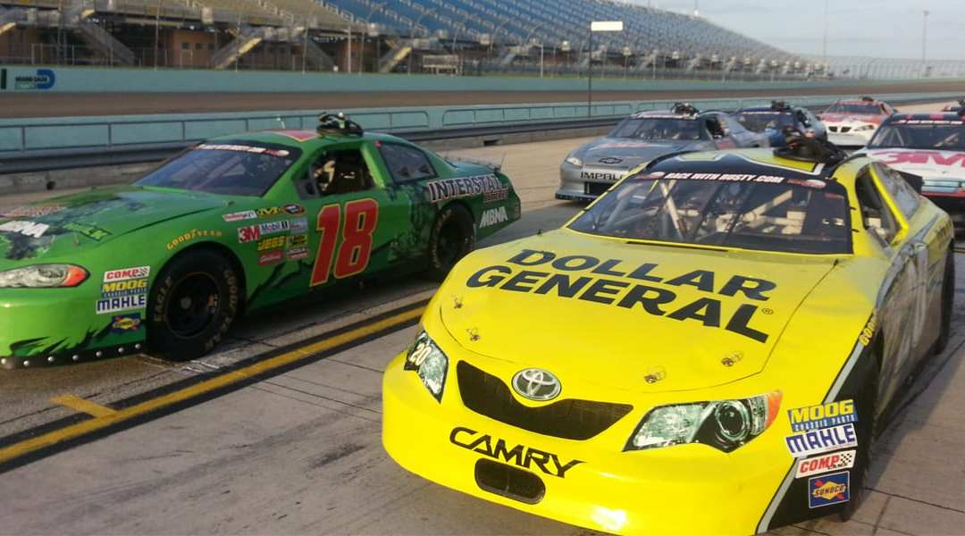 70% OFF Driving Experiences at Homestead Miami Speedway 1 Date only Friday December 9th.