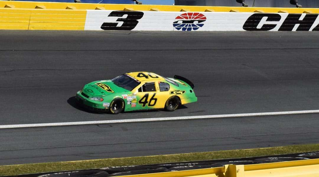 Drive a Race Car at Charlotte Motor Speedway for Only $149! Aug. 19th & 20th.