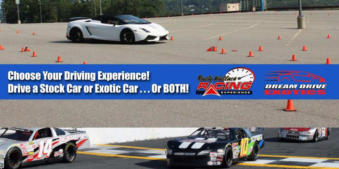 Deal Time Drive A Stock Car Or Exotic Car At Orlando Speedworld
